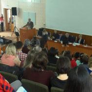 Конференция посвященная проблеме аутизма. Оренбург 6 апреля 2016